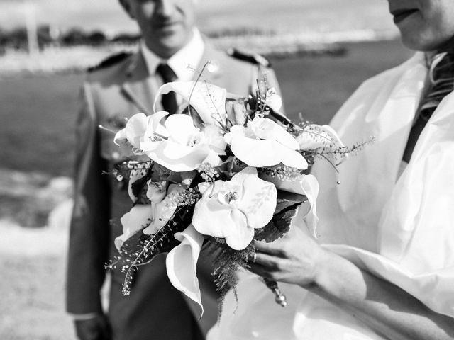 Le mariage de Paul et Aurélie à Fréjus, Var 17