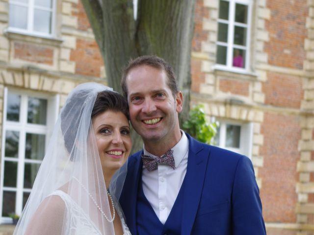 Le mariage de Nicolas et Laéticia à Ménilles, Eure 14