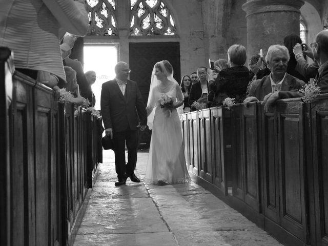 Le mariage de Nicolas et Laéticia à Ménilles, Eure 15