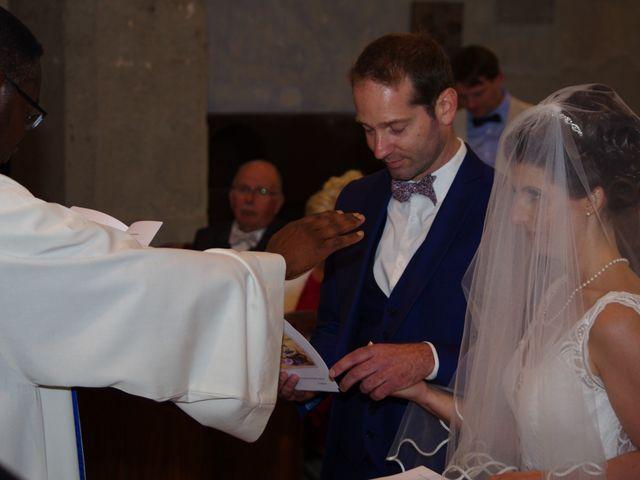 Le mariage de Nicolas et Laéticia à Ménilles, Eure 17