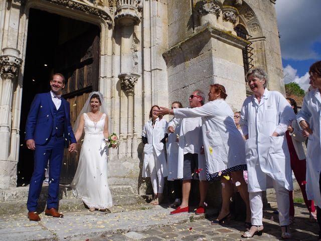 Le mariage de Nicolas et Laéticia à Ménilles, Eure 18