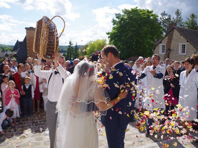 Le mariage de Nicolas et Laéticia à Ménilles, Eure 19