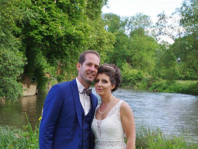 Le mariage de Nicolas et Laéticia à Ménilles, Eure 24