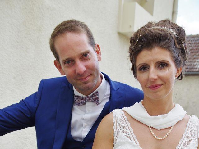 Le mariage de Nicolas et Laéticia à Ménilles, Eure 25