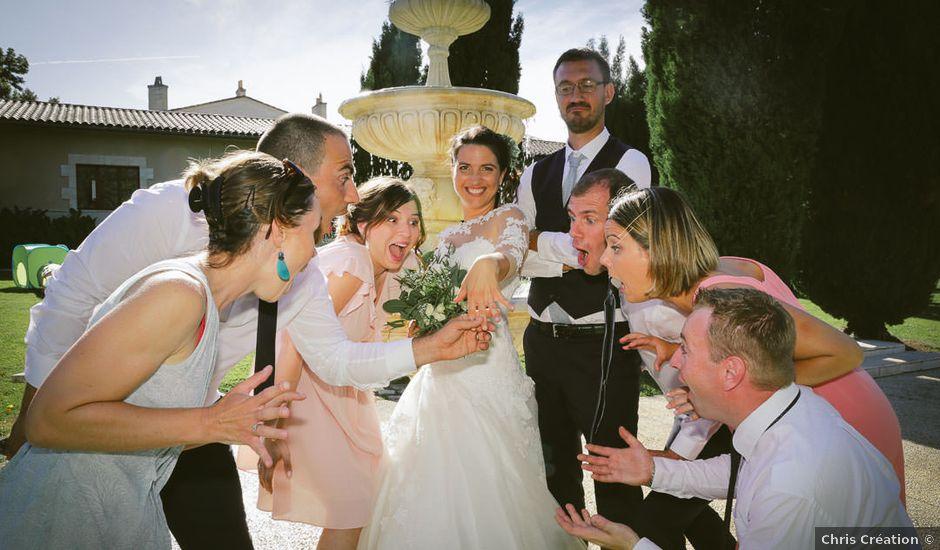 Le mariage de Yann et Chloé à Bordeaux, Gironde