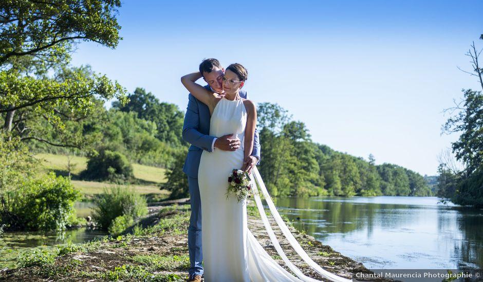 Le mariage de Rémi et Marion à Feuguerolles-Bully, Calvados