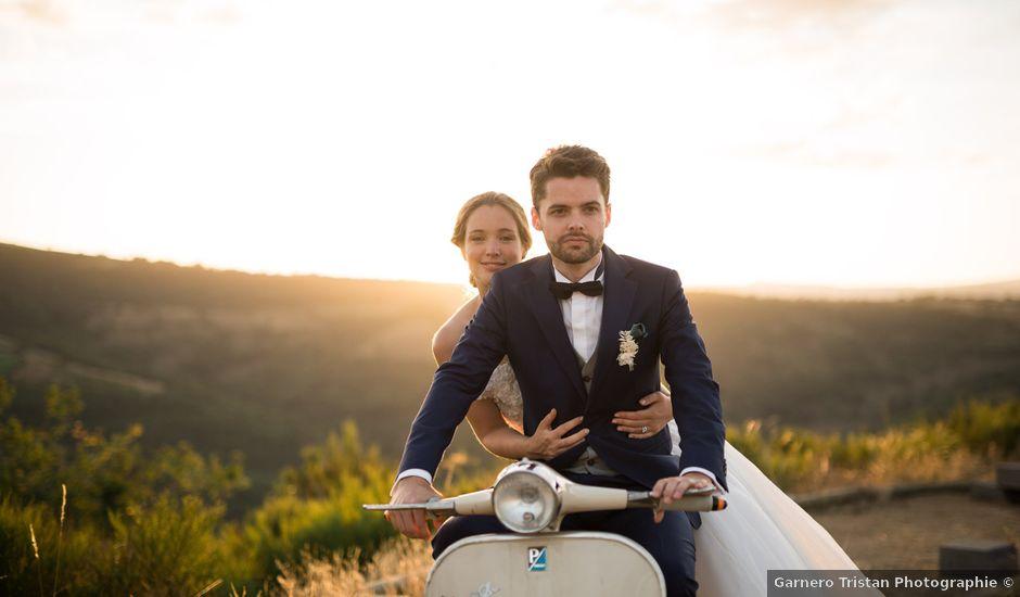 Le mariage de Louise et Martin à Massiac, Cantal