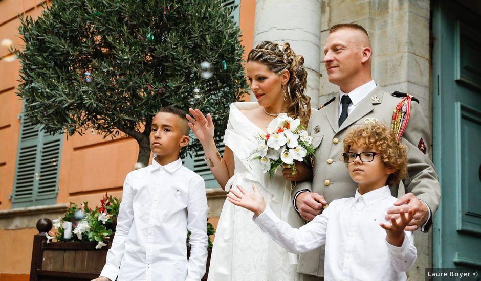 Le mariage de Paul et Aurélie à Fréjus, Var