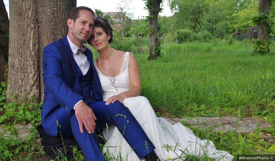 Le mariage de Nicolas et Laéticia à Ménilles, Eure
