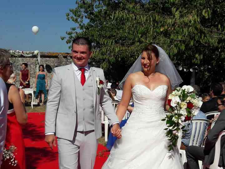 Le mariage de Elise et Maciej
