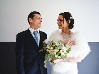 Le mariage de Léa et Léonard