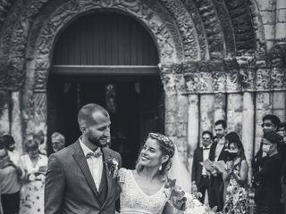 Le mariage de Justine et Alix 1