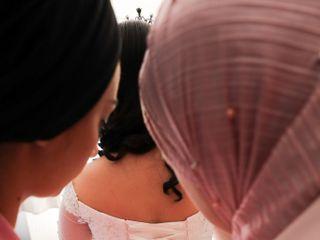 Le mariage de Nisrine et Younes 1
