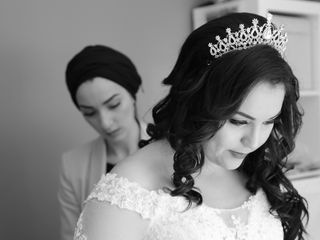 Le mariage de Nisrine et Younes 2