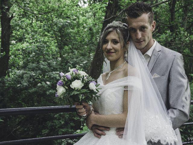 Le mariage de Korantin  et Angélique  à Percy, Manche 1