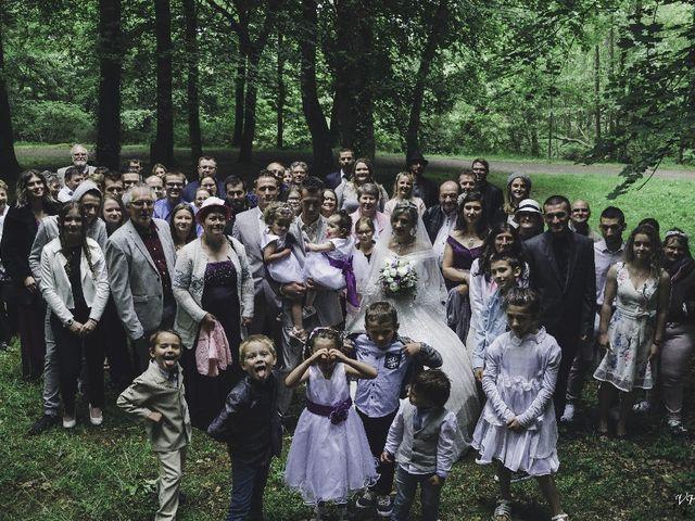 Le mariage de Korantin  et Angélique  à Percy, Manche 2