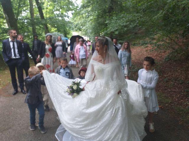 Le mariage de Korantin  et Angélique  à Percy, Manche 7