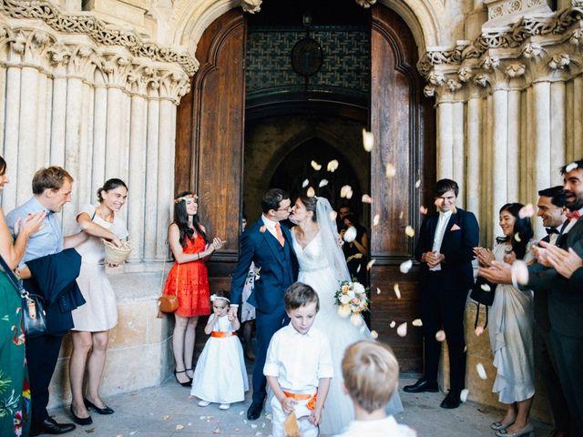 Le mariage de Vincent et Marie à Bordeaux, Gironde 14