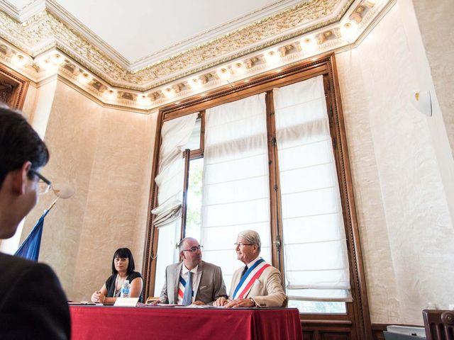 Le mariage de Yannick et Bénédicte à Marseille, Bouches-du-Rhône 5