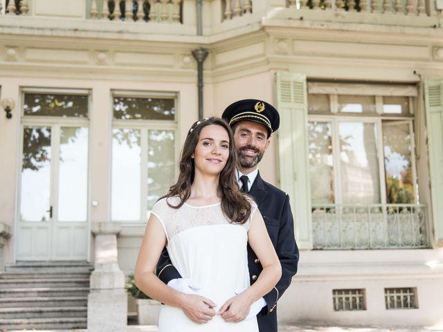 Le mariage de Yannick et Bénédicte à Marseille, Bouches-du-Rhône 17