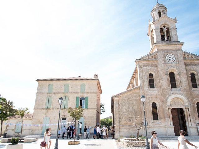 Le mariage de Yannick et Bénédicte à Marseille, Bouches-du-Rhône 20