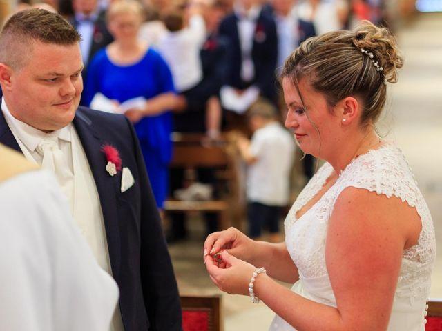 Le mariage de Matthieu et Sandrine à Plouha, Côtes d'Armor 9
