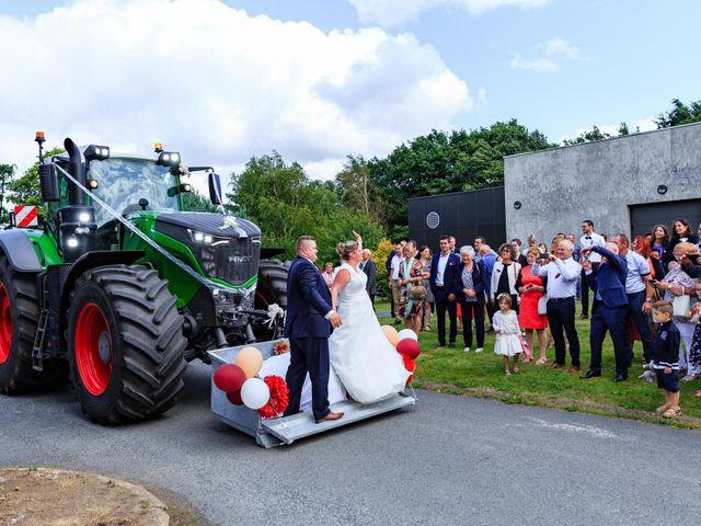 Le mariage de Matthieu et Sandrine à Plouha, Côtes d'Armor 10