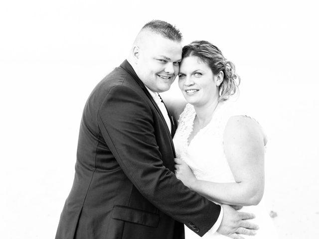 Le mariage de Matthieu et Sandrine à Plouha, Côtes d'Armor 20