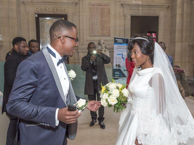 Le mariage de Prince et Christina à Paris, Paris 12