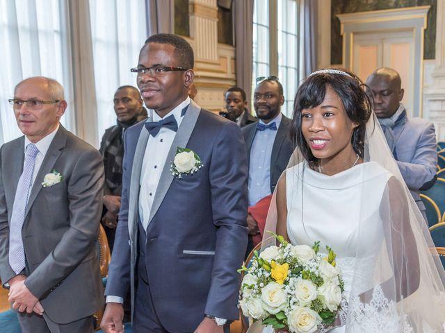 Le mariage de Prince et Christina à Paris, Paris 14