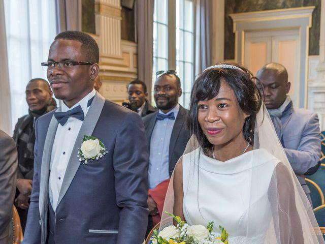 Le mariage de Prince et Christina à Paris, Paris 15