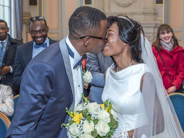 Le mariage de Prince et Christina à Paris, Paris 16