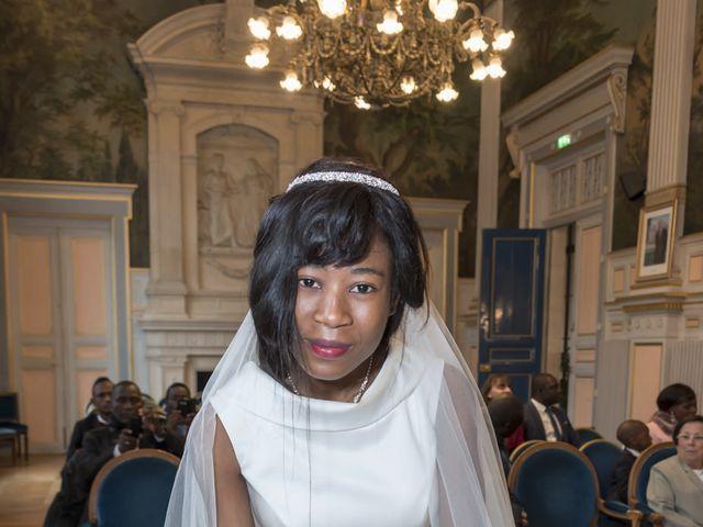 Le mariage de Prince et Christina à Paris, Paris 17