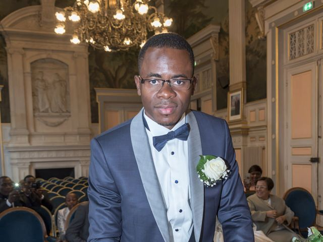 Le mariage de Prince et Christina à Paris, Paris 18