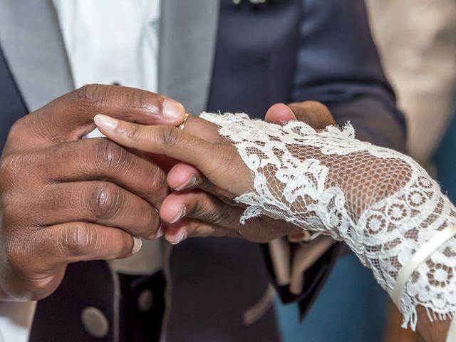 Le mariage de Prince et Christina à Paris, Paris 20