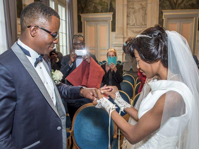 Le mariage de Prince et Christina à Paris, Paris 22