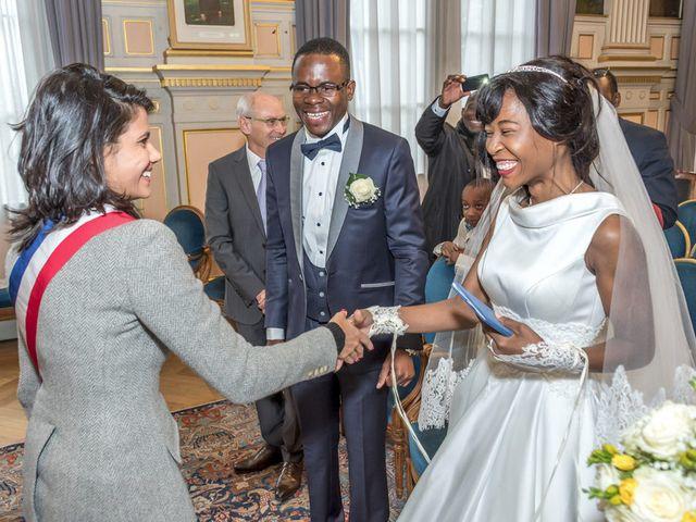 Le mariage de Prince et Christina à Paris, Paris 23