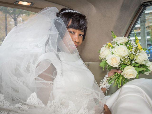 Le mariage de Prince et Christina à Paris, Paris 27