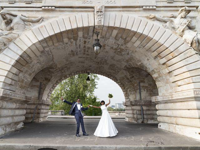 Le mariage de Prince et Christina à Paris, Paris 28