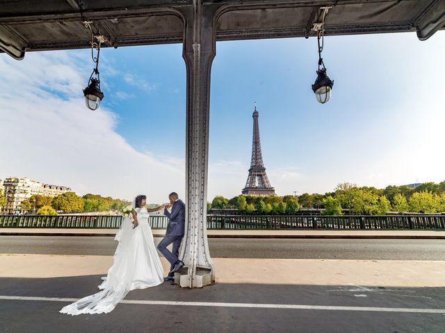 Le mariage de Prince et Christina à Paris, Paris 30