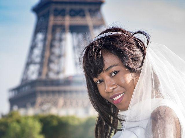 Le mariage de Prince et Christina à Paris, Paris 32