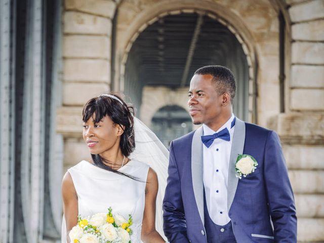 Le mariage de Prince et Christina à Paris, Paris 36