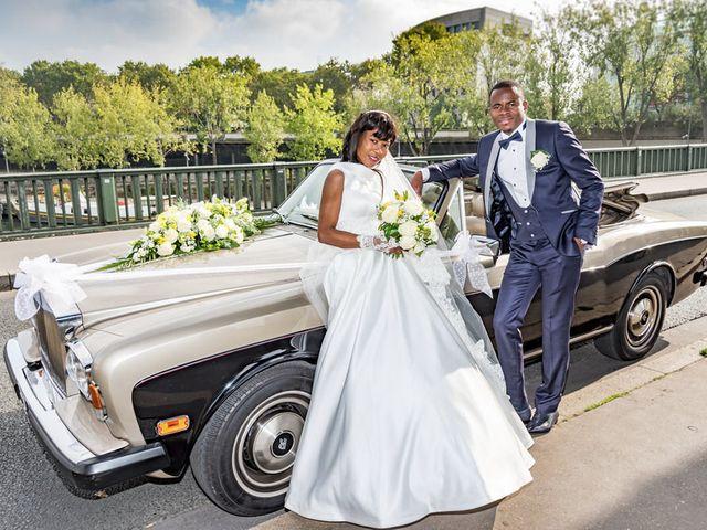 Le mariage de Prince et Christina à Paris, Paris 37