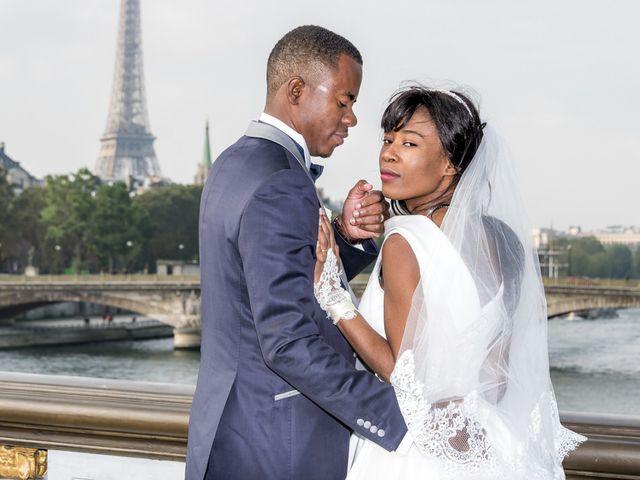 Le mariage de Prince et Christina à Paris, Paris 40