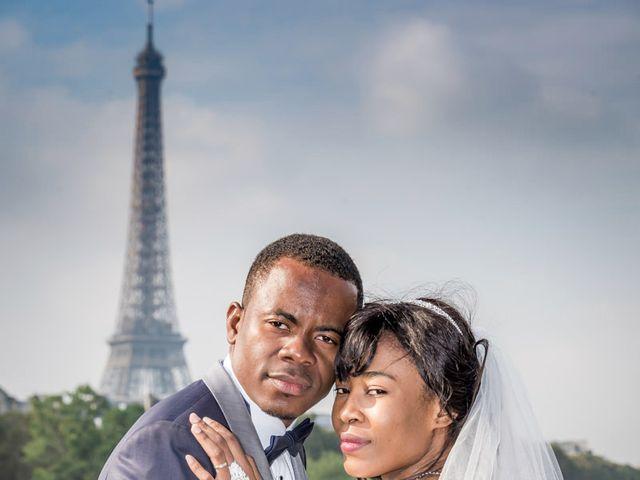 Le mariage de Prince et Christina à Paris, Paris 41