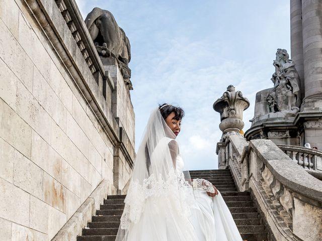 Le mariage de Prince et Christina à Paris, Paris 43