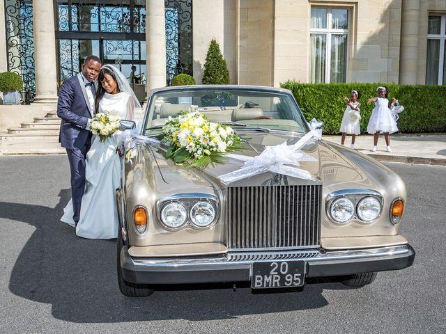 Le mariage de Prince et Christina à Paris, Paris 45