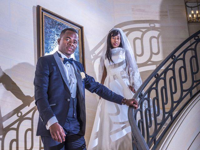 Le mariage de Prince et Christina à Paris, Paris 48
