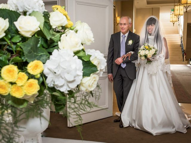 Le mariage de Prince et Christina à Paris, Paris 52