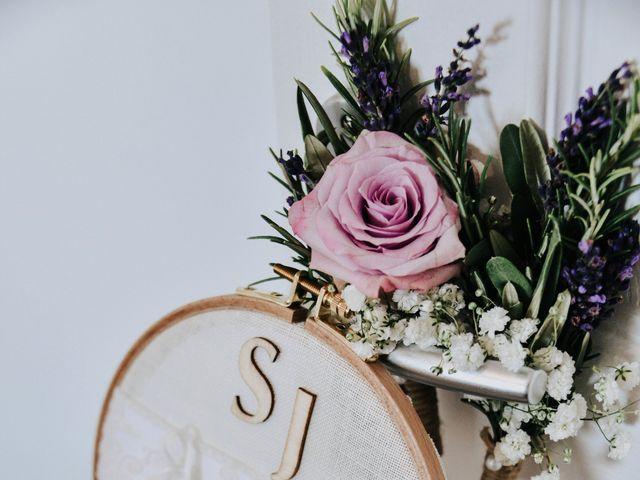 Le mariage de Jérémy et Sandy à Courthézon, Vaucluse 9